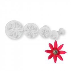 Daisy Flower Shape Plunger Cutter