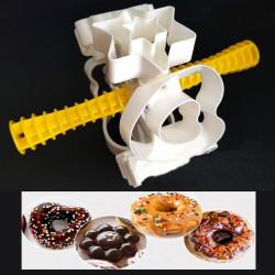 Revolving Donut Cutter