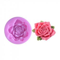 Rose Shape Fondant Mould