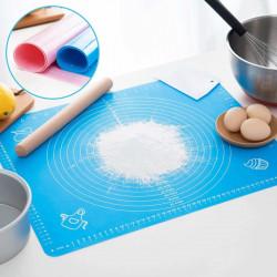 Reusable Measuring Non-Stick Dough Kneading Silicone Mat