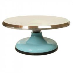 Steel Turntable (Random Colour)
